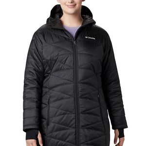 Columbia Women's Mighty Lite™ Hooded Jacket - 1X